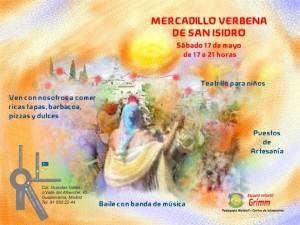 MERCADILLO DE SAN ISIDRO EN LA ESCUELA INFANTIL GRIMM