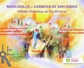 MERCADILLO SAN ISIDRO 2018