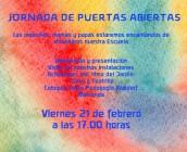 JORNADA DE PUERTAS ABIERTAS 2020